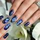 Nagelorchideeën: manicure-ideeën en modetrends