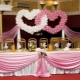 Original ideas for decorating a wedding hall with balloons