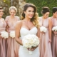 What should bridesmaids do and what can their images be?
