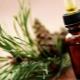 Essentiële olie van den: eigenschappen en gebruiksmethoden