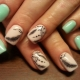 Ideeën voor het ontwerp van manicure in de stijl van boho