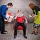 Hysteroid personlighedstype: funktioner og muligheder for adfærdskorrektion