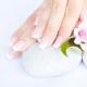 Beschikt over klassieke nagel