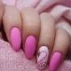 Pink gel polish: med hvilke farger å kombinere den og hvilken design å velge?