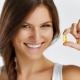 Visolie voor de huid van het gezicht: de effectiviteit en de regels van toepassing
