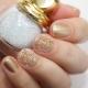 Manicura de azúcar: ideas y formas de crear diseño de uñas.