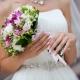Bruiloft manicure: nagel ontwerp ideeën voor de bruid en gasten