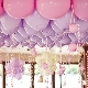 Variants and ways to create jewelry from balloons for a wedding