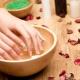We maken baden voor de snelle groei van nagels