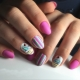 Manicure-ideeën voor korte ovale nagels