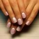 Ideeën dim manicure voor korte nagels