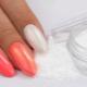 Hoe glitter op gel polish aanbrengen?