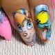 Cartoons on Nails: Functies en ontwerpideeën