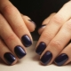 Simple manicure for short nails