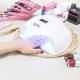 UV-lamp voor nagels: wat zijn de functies, hoe te kiezen en hoe te gebruiken?