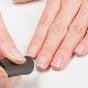 Uitlijning van nagels: kenmerken, keuze van middelen en technologie van de procedure