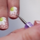 How to draw on nails?