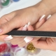 Can I grow my nails during pregnancy and what are the limitations?