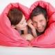Psychologie van familierelaties tussen een man en een vrouw