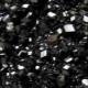 Granato nero: proprietà, descrizione e applicazione