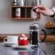 Franse koffiepers: geschiedenis, functies en tips voor gebruik