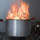 Hoe zich te ontdoen van de geur van branden in het appartement na een verbrande pan?