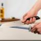 Hoe messen te slijpen met een messenslijper?