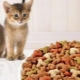 Rating of kitten feed and selection rules