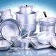 Aluminium gerechten: de voordelen en schade, selectie en reiniging thuis