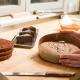 Hoe maak je een cakevorm met je eigen handen?