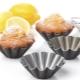 Hoe maak je mallen voor cupcakes met je eigen handen?