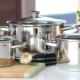 BergHOFF-ruokailuvälineet: ominaisuudet, edut ja haitat