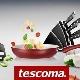 Tescoma-gerechten: beschrijving, voors en tegens