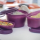 Tupperware-gerechten: kenmerken en modeloverzicht