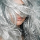 Gray hair color: shades, selection of colors, tips on coloring