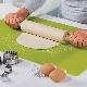 Siliconenmatten voor het rollen van deeg: grootte en keuze