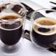 Glazen en glazen voor koffie: soorten en nuances naar keuze