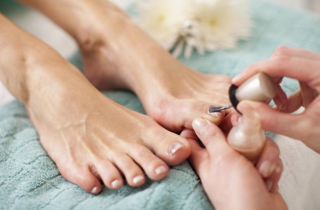 Pėdų grybelis gydymas