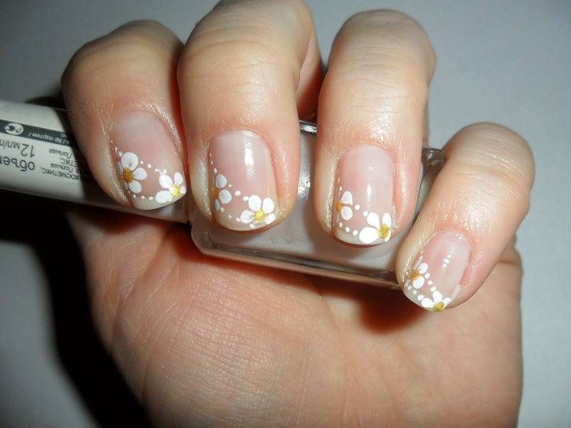 Colorless manicure (38 photos): creating a manicure with