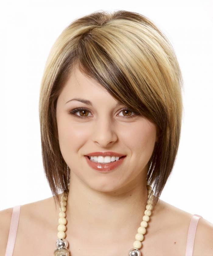 Potongan Rambut Pendek Untuk Wanita Gemuk 58 Gambar Gaya Rambut Wanita Bergaya Untuk Wanita Gemuk Dengan Rambut Yang Sangat Pendek