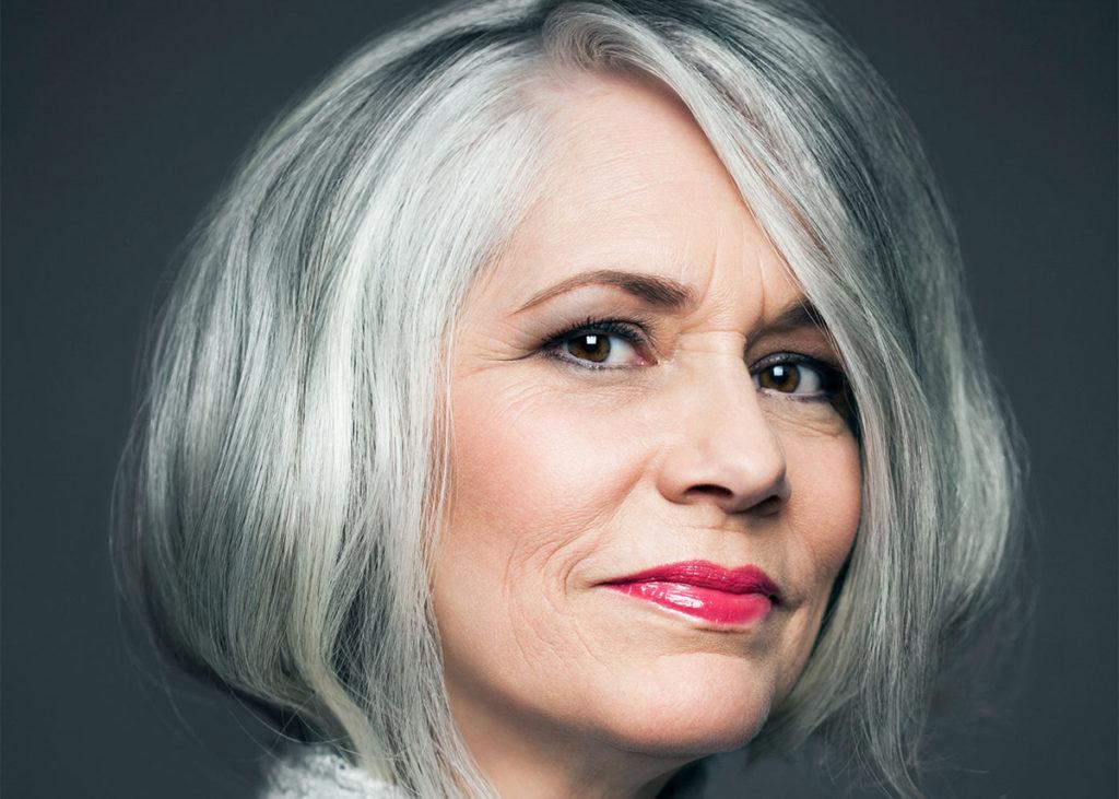 Ældre kvinder til frisurer Kort hår