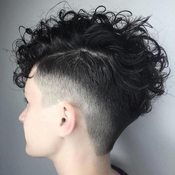 Tagli di capelli femminili molto corti (61 foto): tagli ...