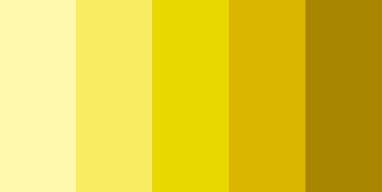 معنى اللون الأصفر كيف يتم تمييزه في علم النفس البشري وماذا يرمز في ثياب المرأة