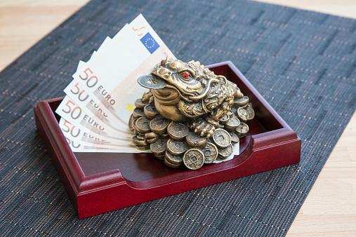 Monetary toad (18 photos): Where to put on feng shui? Paano