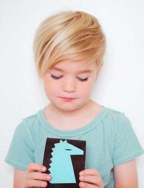 Potongan Rambut Kanak Kanak 45 Gambar Potongan Rambut Pendek Dan Panjang Bergaya Untuk Kanak Kanak 2019 Gaya Rambut Gaya Bergaya Dengan Perpisahan