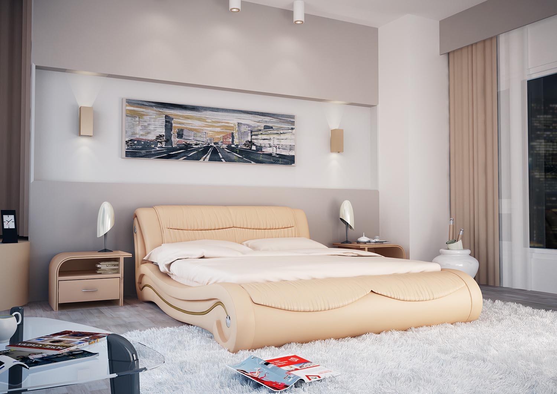 Hvordan I Sovevaerelset Skal Vaere Seng Til Feng Shui 29 Billeder Den Rigtige Placering Af Sengen Og Farven Pa Sengetoj Hvad Skal Man Haenge Over Sengen