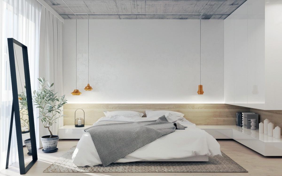 Picture of: Hvordan I Sovevaerelset Skal Vaere Seng Til Feng Shui 29 Billeder Den Rigtige Placering Af Sengen Og Farven Pa Sengetoj Hvad Skal Man Haenge Over Sengen