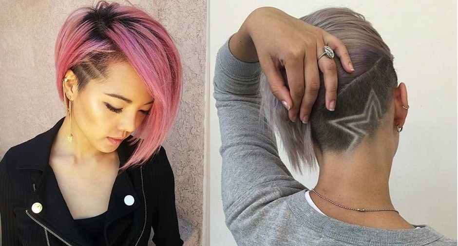 Haircut Fesyen Wanita Pada Tahun 2019 58 Foto Trend Semasa Dan Potongan Rambut Baru Untuk Wanita