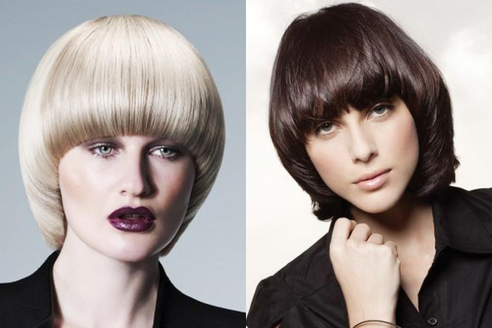 Potongan Potongan Rambut Tebal 64 Gambar Potongan Rambut Wanita Untuk Rambut Pendek Atau Panjang Rambut Apa Yang Akan Sesuai Dengan Rambut Ikal Ketat Ke Bahu