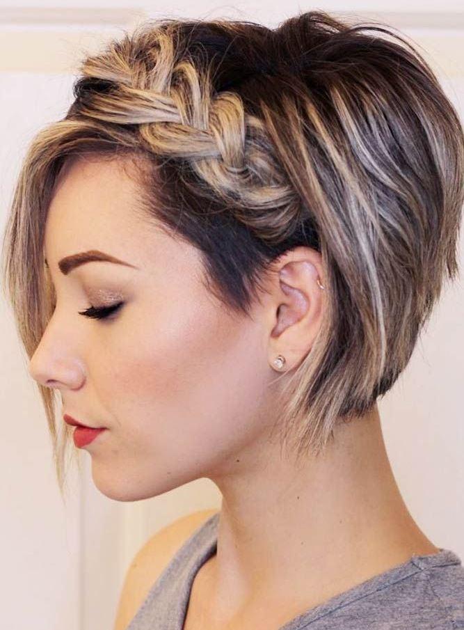 upoznavanje s kratkom frizurom